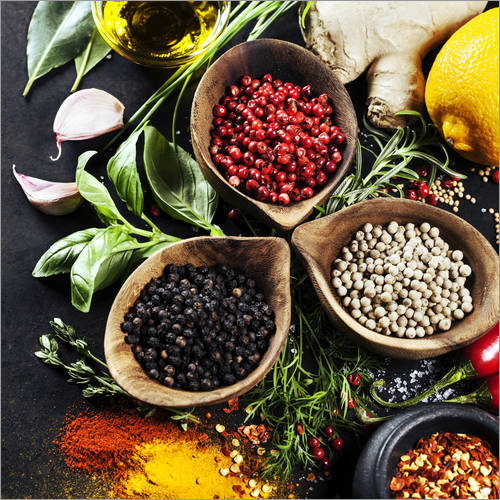 Adesivi murali Herbs and spices