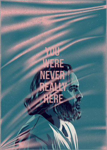Poster Premium You Were Never Really Here