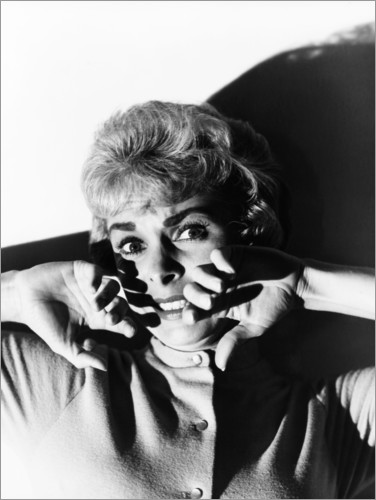 Poster Premium Psycho, Janet Leigh