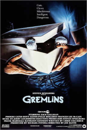 Stampa su schiuma dura  Gremlins - Entertainment Collection