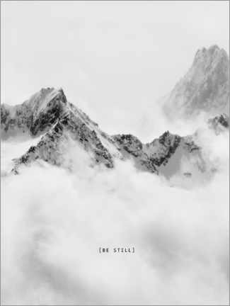 Poster Premium  Be still - Finlay and Noa