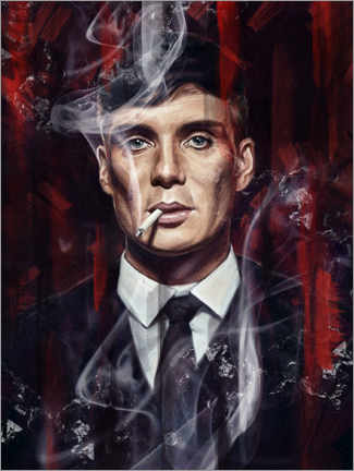 Stampa su tela  Peaky Blinders - Dmitry Belov