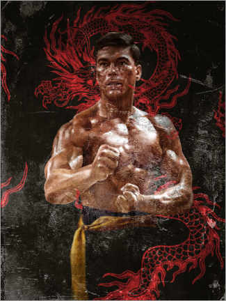 Poster Premium  Bloodsport - Dmitry Belov