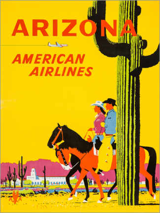 Poster Premium  Arizona - Travel Collection