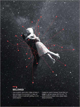 Poster Premium  Beloved - Frank Moth