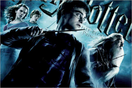 Poster Premium  The Half-Blood Prince (Harry Potter e il principe mezzosangue)