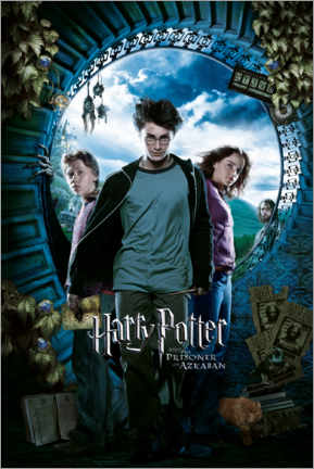 Poster Premium  The Prisoner of Azkaban (Harry Potter e il prigioniero di Azkaban)