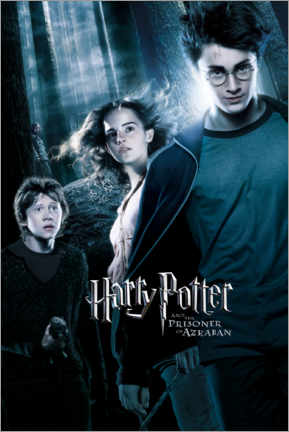 Poster Premium  Harry Potter and the Prisoner of Azkaban (Harry Potter e il prigioniero di Azkaban)