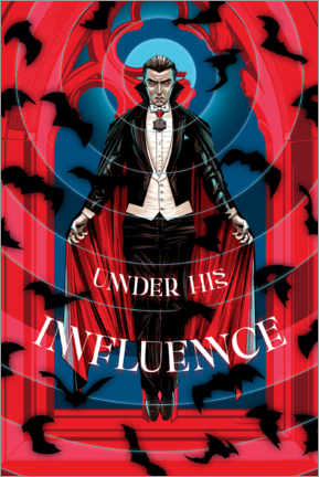 Stampa su PVC  Dracula - Under his influence