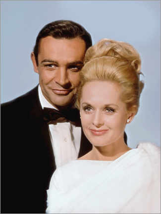 Poster Premium  Sean Connery and Tippi Hedren, Marnie, 1964