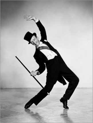 Poster Premium  Fred Astaire, Silk Stockings Musical, 1957