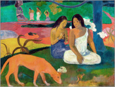 Paul Gauguin - Arearea