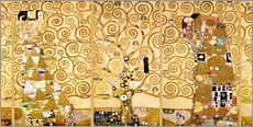 Adesivi murali  The Tree of Life (Complete) - Gustav Klimt
