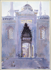 Adesivo murale  Gateway to The Blue Mosque - Lucy Willis