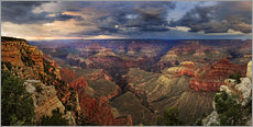 Adesivo murale  Grand Canyon View - Michael Rucker