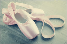 Adesivi murali   Ballet Shoes