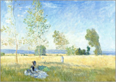 Poster Premium  Estate - Claude Monet