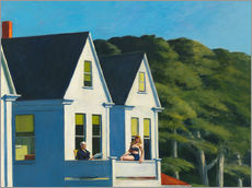 Edward Hopper - Second Story Sunlight