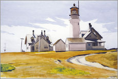 Edward Hopper - highland light