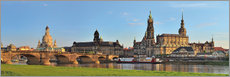 Adesivo murale  Dresden Canaletto view - Fine Art Images