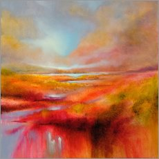 Adesivo murale  just let it be a perfect day - Annette Schmucker