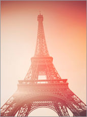 Adesivi murali  Paris, my love