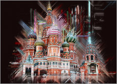 Peter Roder - Moscow Basilica Cathedral