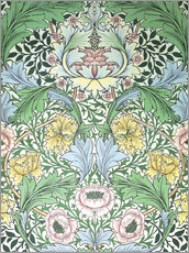 Stampa su plexi-alluminio  Mirto - William Morris