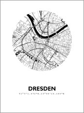 Forex  City map of Dresden - 44spaces