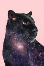 Poster Galaxy Panther