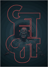 Poster Premium Get out