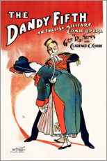 Poster Premium The Dandy Fifth