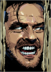 Poster Premium The Shining