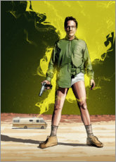 Poster Premium Breaking Bad