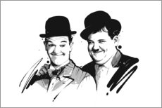 Forex  Laurel e Hardy - tom
