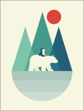 Poster Premium  Bear You - Andy Westface