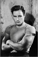 Poster  Marlon Brando - Celebrity Collection