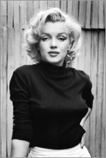 Stampa su plexi-alluminio  Marilyn Monroe - Celebrity Collection