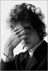 Poster Premium  Bob Dylan I - Celebrity Collection