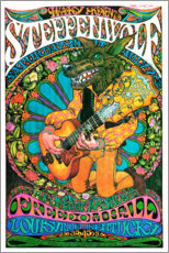 Poster Premium  Steppenwolf - Freedom Hall - Entertainment Collection