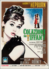 Poster Premium  Colazione da Tiffany - Entertainment Collection