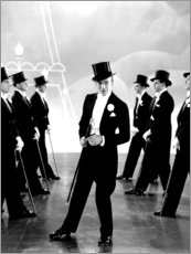 Poster Premium Fred Astaire