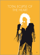 Poster Premium Bonnie Tyler - Total Eclipse Of The Heart