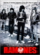 Poster Premium  Ramones, End of the century - Entertainment Collection