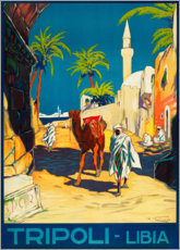 Poster Premium  Tripoli, Lybien - Travel Collection