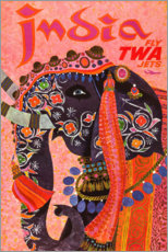 Poster Premium  India - Travel Collection