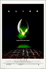 Stampa su tela  Alien (in inglese) - Entertainment Collection