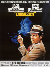 Poster Premium China Town (in inglese)