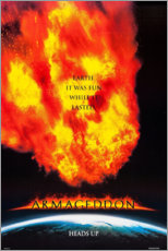 Poster Premium  Armageddon - The Last Judgment - Entertainment Collection