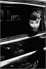 Poster Premium  Audrey Hepburn - Celebrity Collection